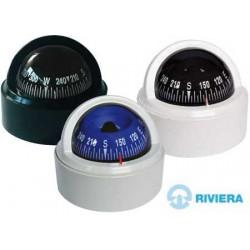 Bússola de navegação Riviera Stella BS1 preto