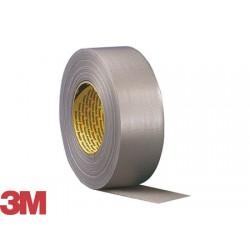 3M 389 Fita de tecido impermeável 50x25 mm