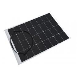 Painéis solares flexíveis 50w 12-24v 520 x 670mm