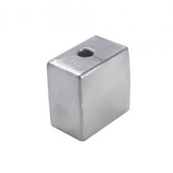 Cubo de ânodo de alumínio para motores O.M.C + Johnson & Evinrude 50-225 HP 393023-436745