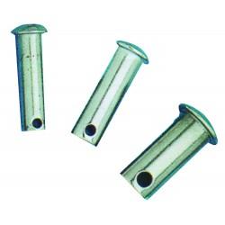 Pinos de aço inoxidável aisi 316 ø mm. 8x18
